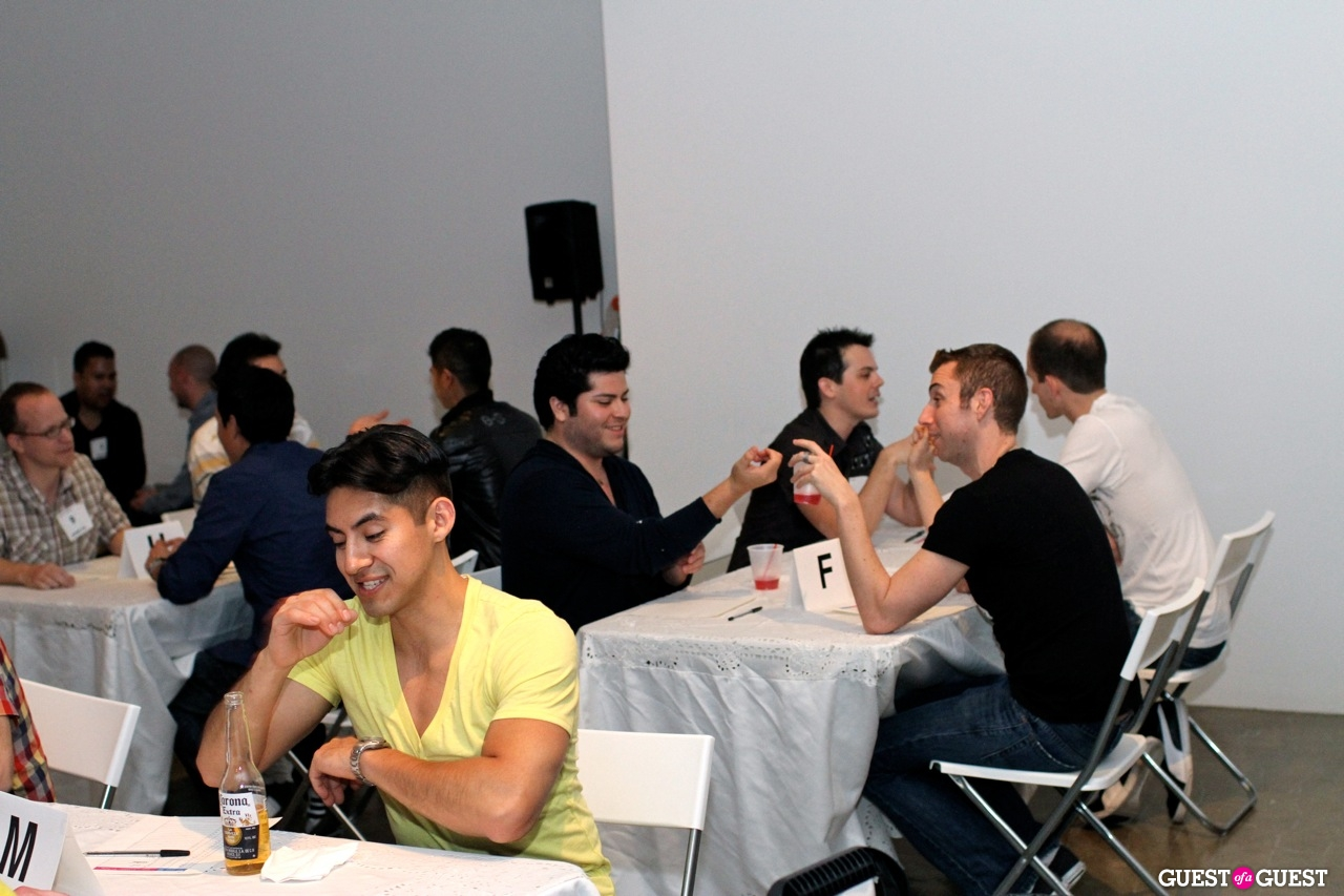speed dating los angeles gay