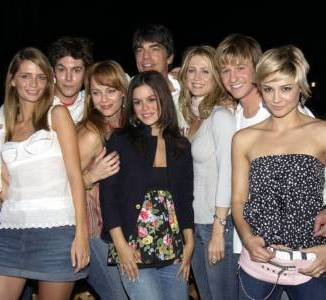 Presenting the cast of the OC