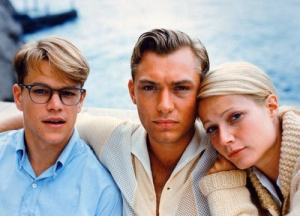 Tom Ripley, Dickie Greenleaf & Marge Sherwood