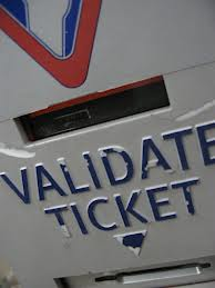 Validate your own ticket
