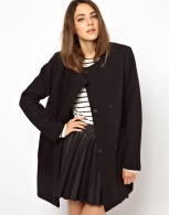 Monki Oversized Boyfriend Jacket
