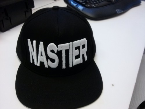 Nastier In My SnapBack