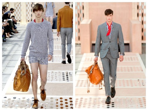 Louis Vuitton Spring Summer '14
