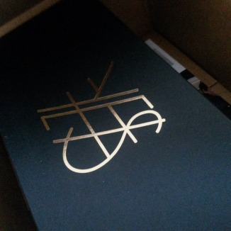 The box is even pretty