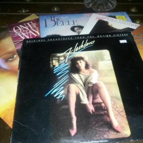 Dionne Warick, One Way, The Deele, England Dan & John Ford Coley, Lionel Richie, Flashdance